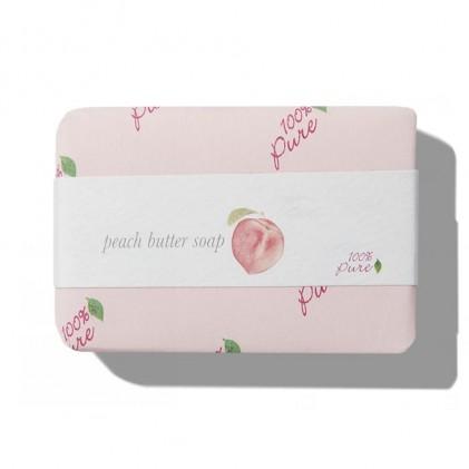 Xà bông đào 100% Pure Peach Butter Soap 1