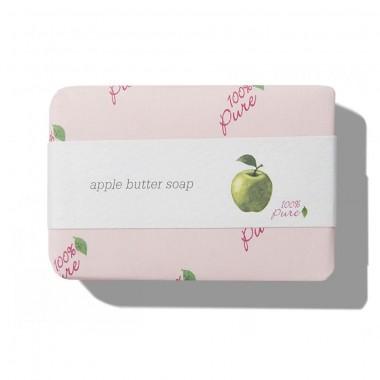 Xà bông táo xanh 100% Pure Apple Butter Soap