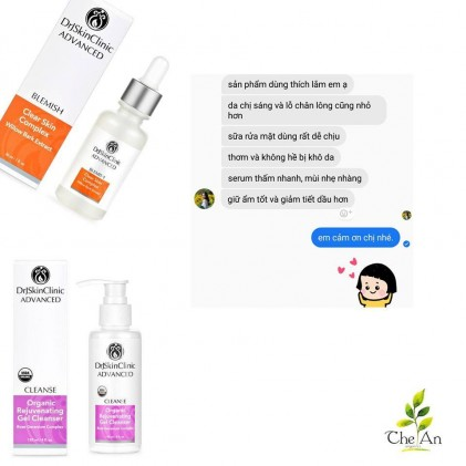 Serum làm sạch mụn & sáng da & thu nhỏ lỗ chân lông Drj Skinclinic Clear Skin Complex 5