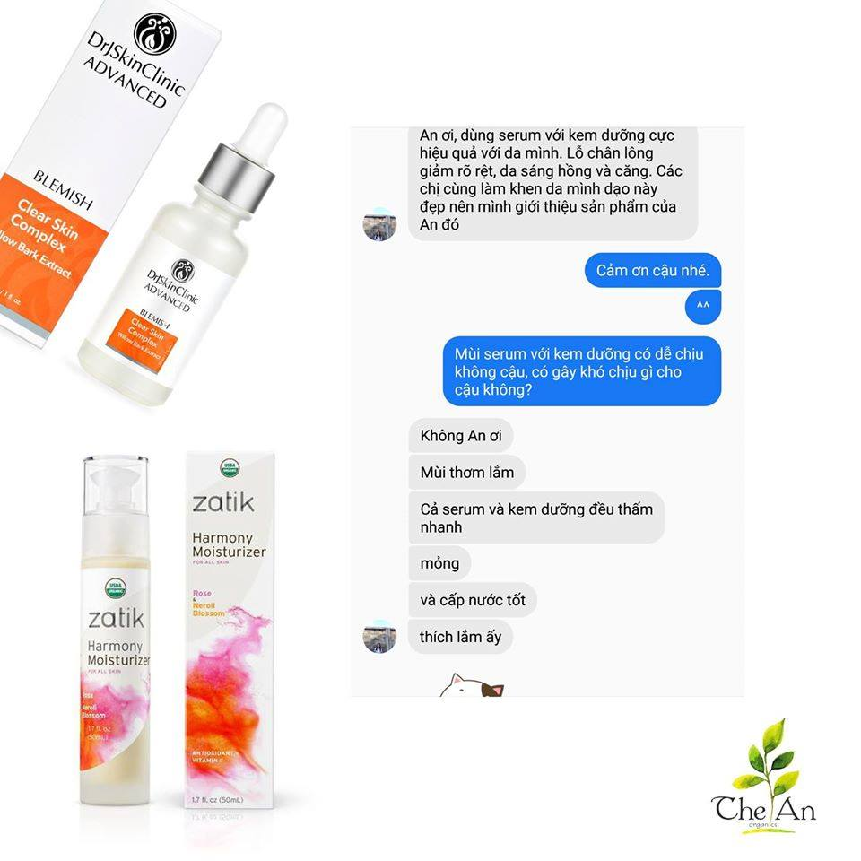 Serum làm sạch mụn & sáng da & thu nhỏ lỗ chân lông Drj Skinclinic Clear Skin Complex 12