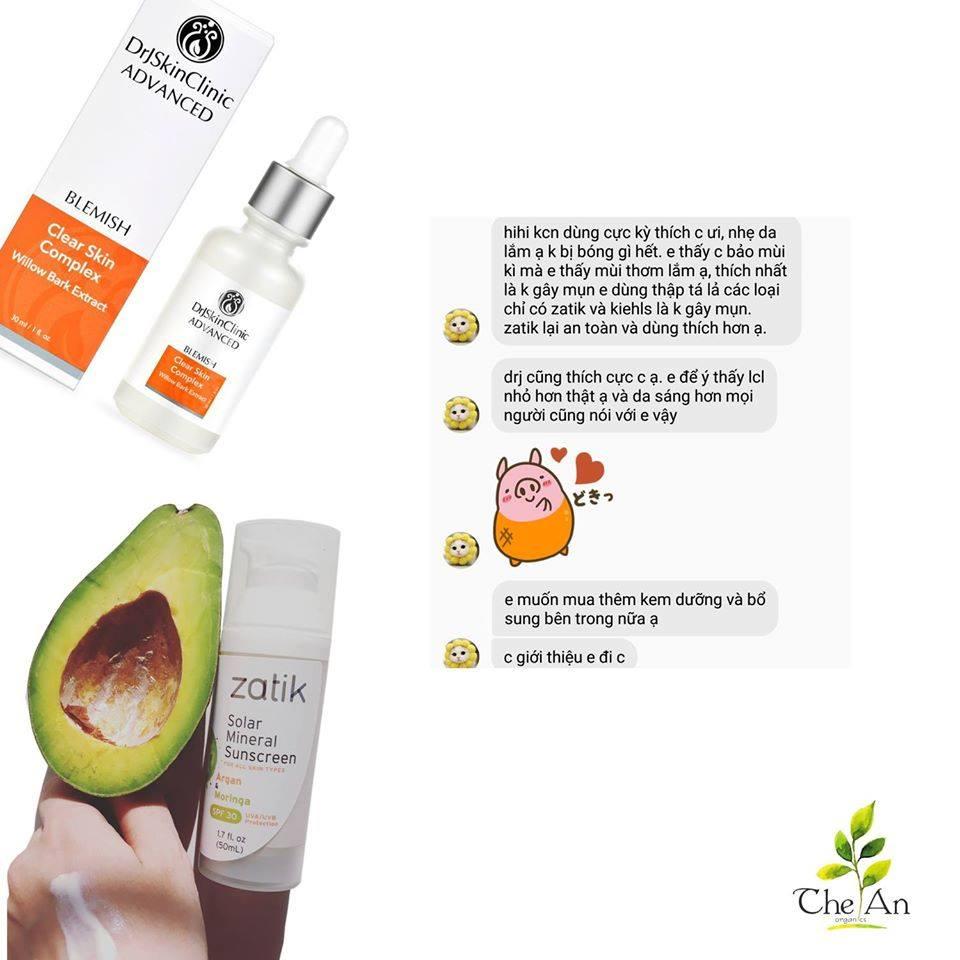 Serum làm sạch mụn & sáng da & thu nhỏ lỗ chân lông Drj Skinclinic Clear Skin Complex 15