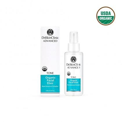 Toner làm dịu & sáng da hữu cơ Drj Skinclinic Organic Facial Elixir 1