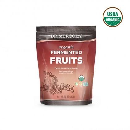 Hỗn hợp trái cây hữu cơ lên men Dr Mercola Organic Fermented Fruits 1