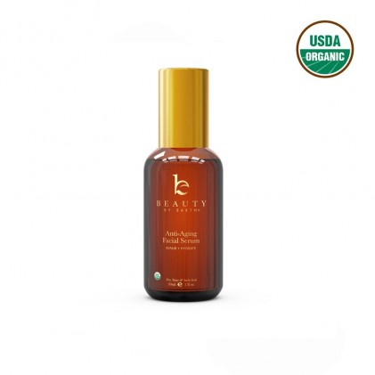 Serum sửa chữa, giữ ẩm & chống lão hóa hữu cơ Beauty By Earth 1