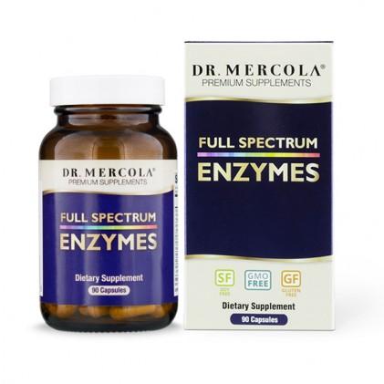 Viên uống cung cấp enzyme Dr Mercola 1