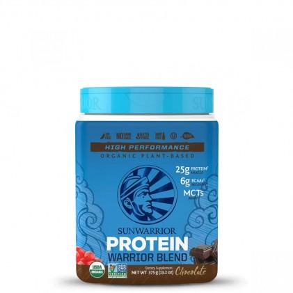 Bột protein thực vật hữu cơ Sunwarrior Warrior Blend 4