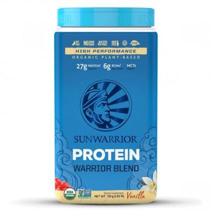 Bột protein thực vật hữu cơ Sunwarrior Warrior Blend 2