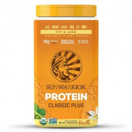 Bột protein thực vật hữu cơ Sunwarrior Classic Plus 13