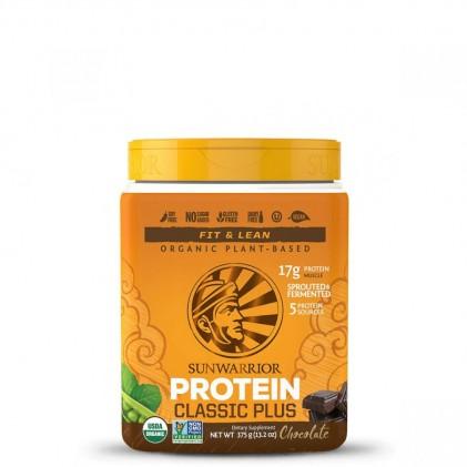 Bột protein thực vật hữu cơ Sunwarrior Classic Plus 2