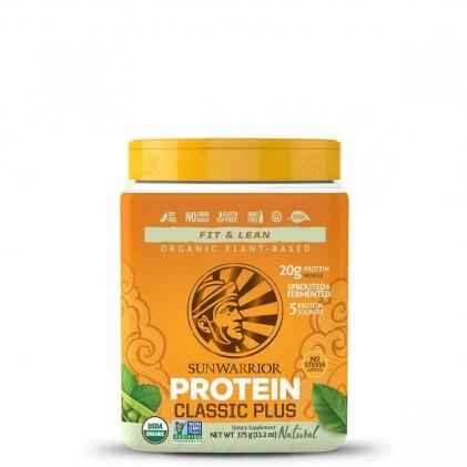 Bột protein thực vật hữu cơ Sunwarrior Classic Plus 7
