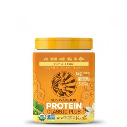 Bột protein thực vật hữu cơ Sunwarrior Classic Plus 11