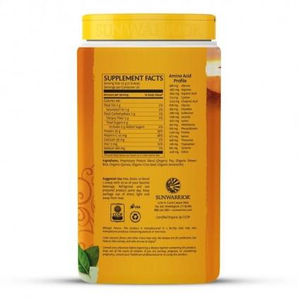 Bột protein thực vật hữu cơ Sunwarrior Classic Plus 10