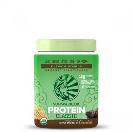 Bột protein thực vật hữu cơ Sunwarrior Classic Protein 2