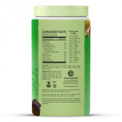 Bột protein thực vật hữu cơ Sunwarrior Classic Protein 5