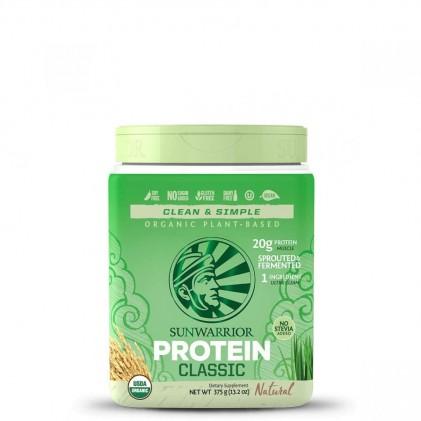 Bột protein thực vật hữu cơ Sunwarrior Classic Protein 6