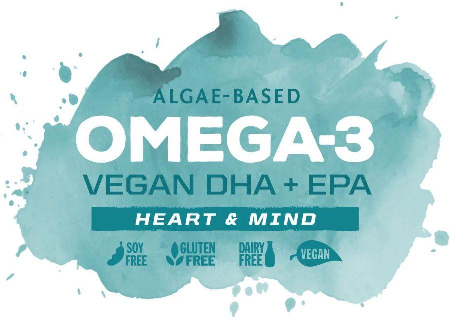 Omega 3 từ tảo Sunwarrior 4