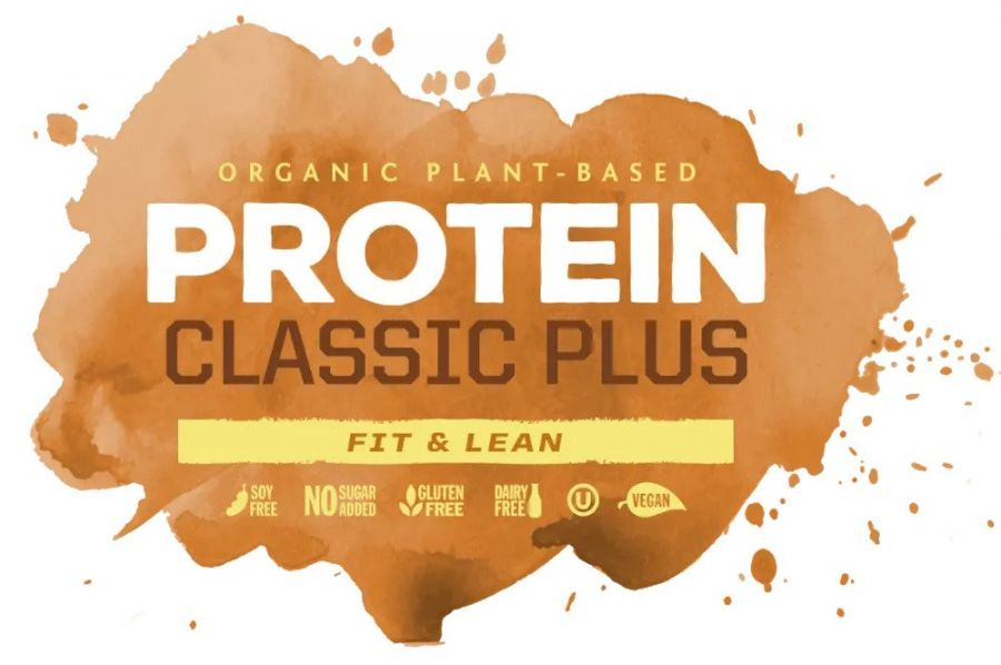 Bột protein thực vật hữu cơ Sunwarrior Classic Plus 15