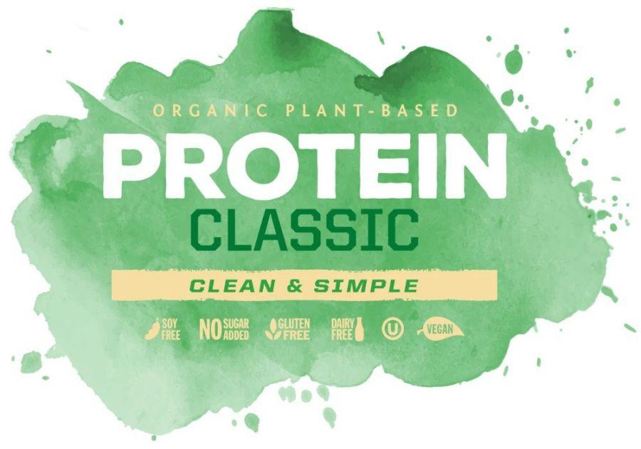 Bột protein thực vật hữu cơ Sunwarrior Classic Protein 14