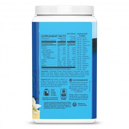 Bột protein thực vật hữu cơ Sunwarrior Warrior Blend 3