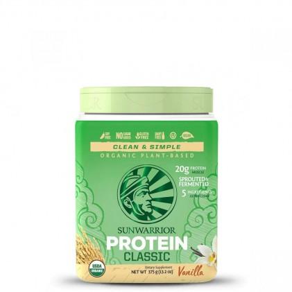 Bột protein thực vật hữu cơ Sunwarrior Classic Protein 10