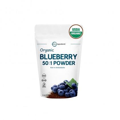Bột việt quất hữu cơ Micro Ingredients blueberry powder