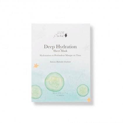 Mặt nạ giấy cấp nước 100% Pure Deep Hydration Sheet Mask 1