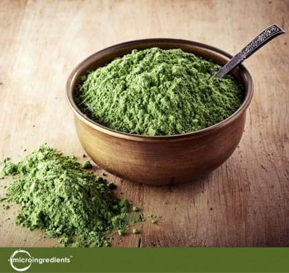 Bột cỏ lúa mì hữu cơ Micro Ingredients Organic Wheatgrass Powder 227g 4