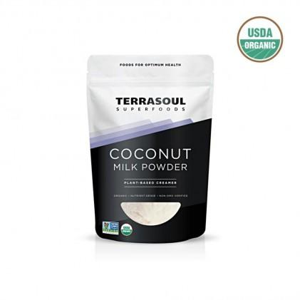 Bột sữa dừa hữu cơ Terrasoul Coconut Milk Powder 454g 1