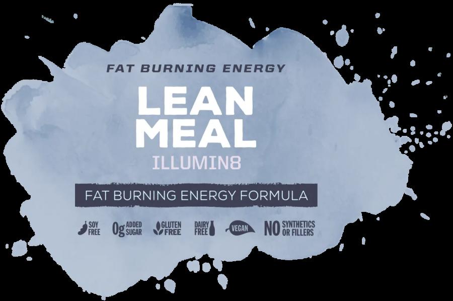 Bữa ăn tinh gọn Sunwarrior Lean Meal Illumin8 9