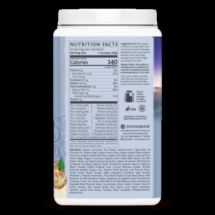 Bữa ăn tinh gọn Sunwarrior Lean Meal Illumin8 6