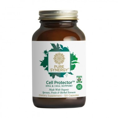 COMBO Liều cao vitamin C Mary Ruth's Megadose Vitamin C Liposomal & Viên uống bảo vệ tế bào, chậm lão hóa Pure Synergy CELL PROTECTOR™ 3