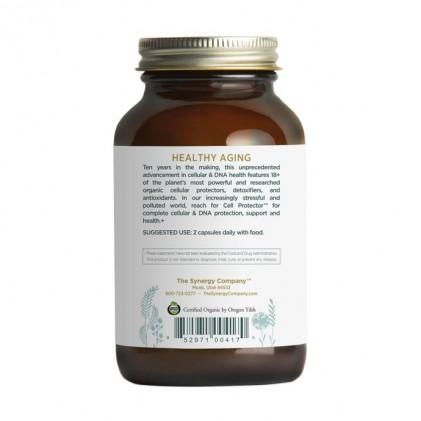 Viên uống bảo vệ tế bào, chậm lão hóa Pure Synergy CELL PROTECTOR™ 2