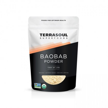 Bột baobab hữu cơ Terrasoul 1