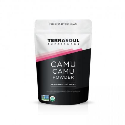 Bột camu camu hữu cơ Terrasoul, cung cấp vitamin C tự nhiên 1