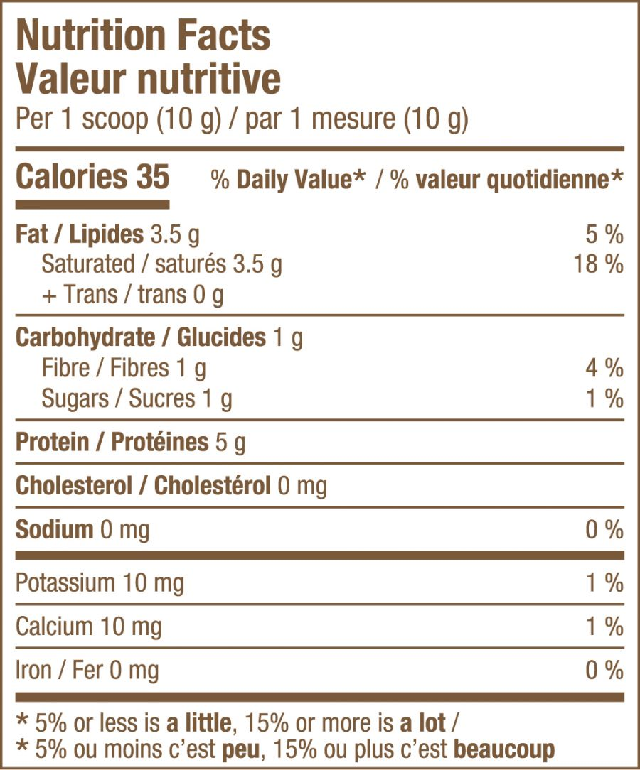Bột collagen peptide thủy phân từ cá thêm chất béo có lợi Sproos MCT Collagen Creamer 4