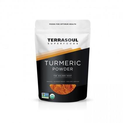Bột nghệ hữu cơ Terrasoul Turmeric Powder 1