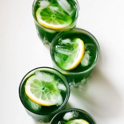 Collagen thủy phân từ cá chứa thêm rau xanh Sproos Collagen Greens 4