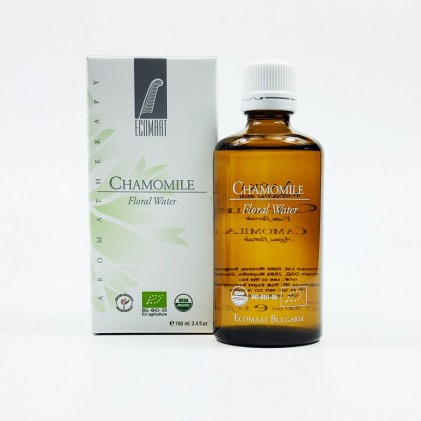 Toner hoa cúc hữu cơ Ecomaat Chamomile floral water 2