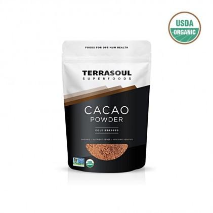 Bột cacao hữu cơ Terrasoul cacao powder 1