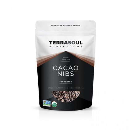 Cacao ngòi hữu cơ Terrasoul CaCao Nibs 1