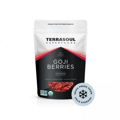 Quả kỳ tử hữu cơ Terrasoul Goji Berries 1