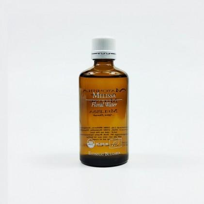 Toner tía tô đất hữu cơ Ecomaat Melissa (Lemon balm) organic floral water 1