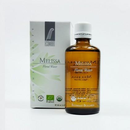 Toner tía tô đất hữu cơ Ecomaat Melissa (Lemon balm) organic floral water 2