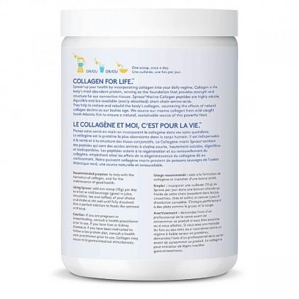 Bột collagen peptide thủy phân từ cá Sproos Marine Collagen 2