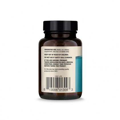 Tảo Blue Spirulina dạng viên Dr.Mercola 3