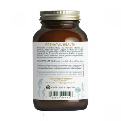Vitamin cho phụ nữ bầu và sau sinh PureNatal® Pure Synergy 3