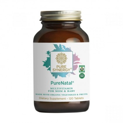 Vitamin cho phụ nữ bầu và sau sinh PureNatal® Pure Synergy 1