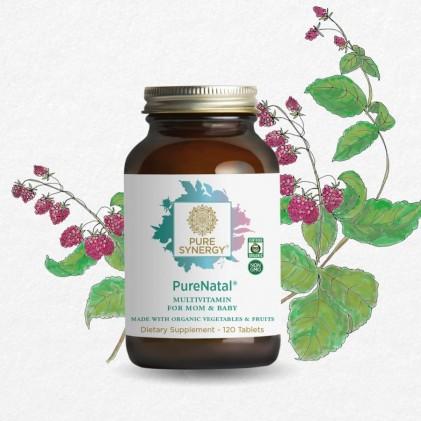 Vitamin cho phụ nữ bầu và sau sinh PureNatal® Pure Synergy 2