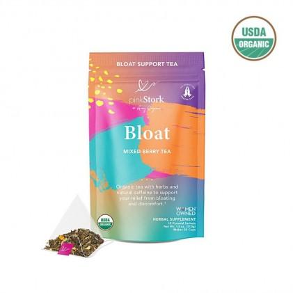 Trà giảm đầy hơi chướng bụng hữu cơ Pink Stork Bloat Tea (30 cốc) 1