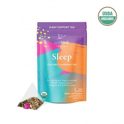 Trà giúp ngủ ngon hữu cơ Pink Stork Sleep Tea (30 cốc) 1